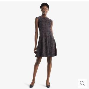 MM LaFleur Toi Dress Jacquard Multicolor NWT SZ 0